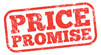 Our Low Price Promise